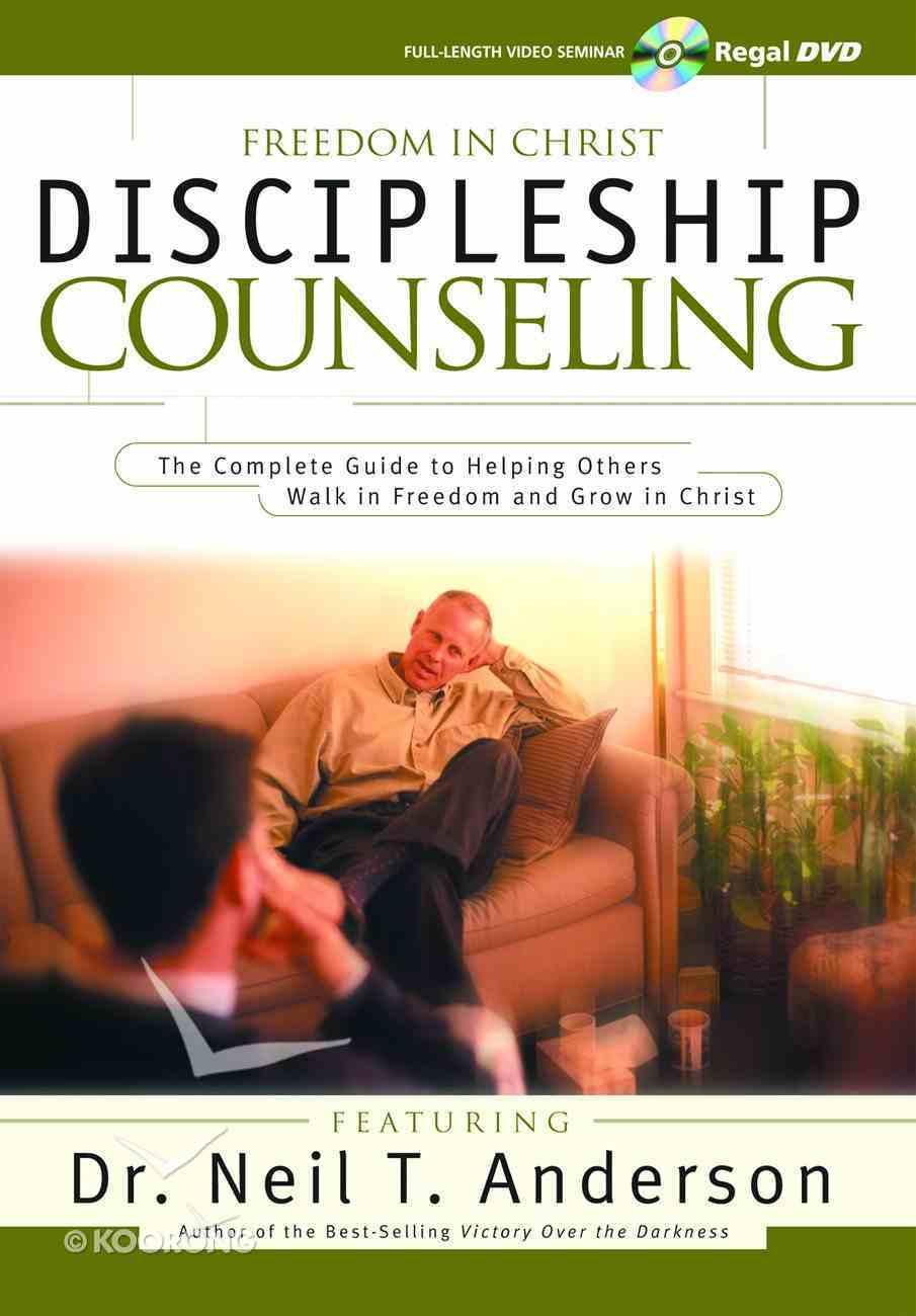 Ficc: Discipleship Counseling (Freedom In Christ (Usa) Series) DVD