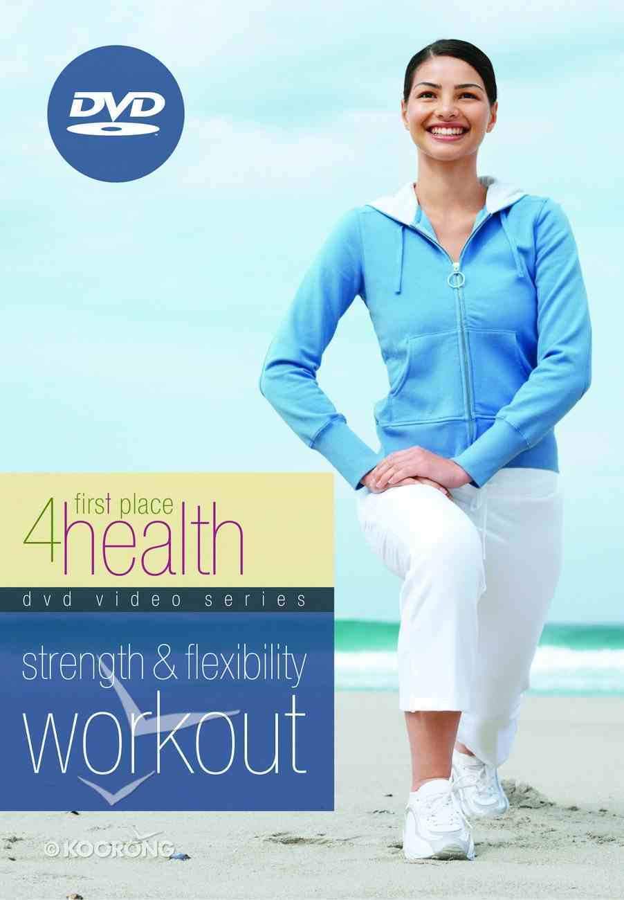 Strength & Flexibility (First Place 4 Health Series) DVD