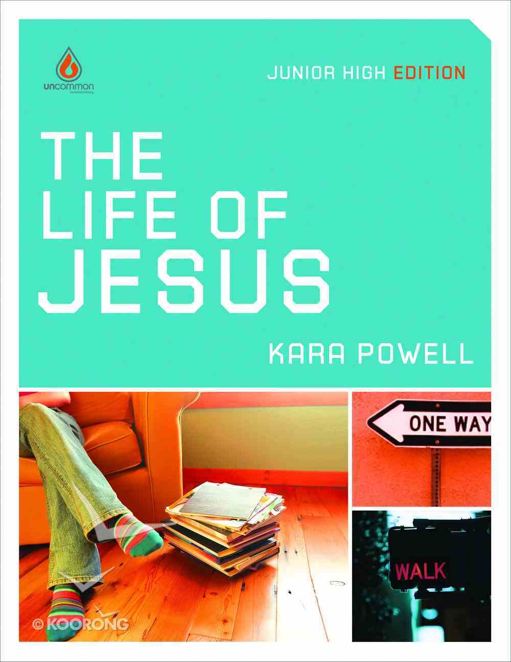 The Life of Jesus (Junior High Edition) DVD