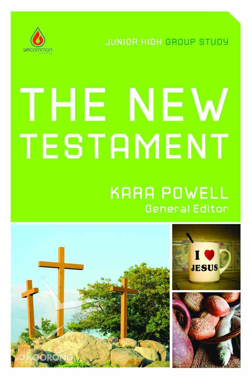The New Testament (Junior High) (Uncommon Youth Ministry Series) Paperback
