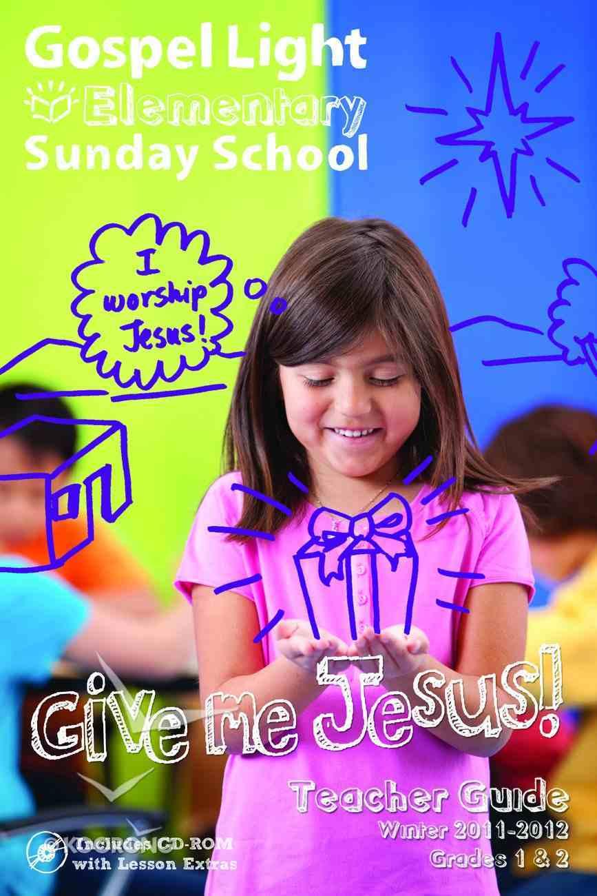 Gllw Wintera 2020 Grades 1 & 2 Teacher Guide (Gospel Light Living Word Series) Paperback