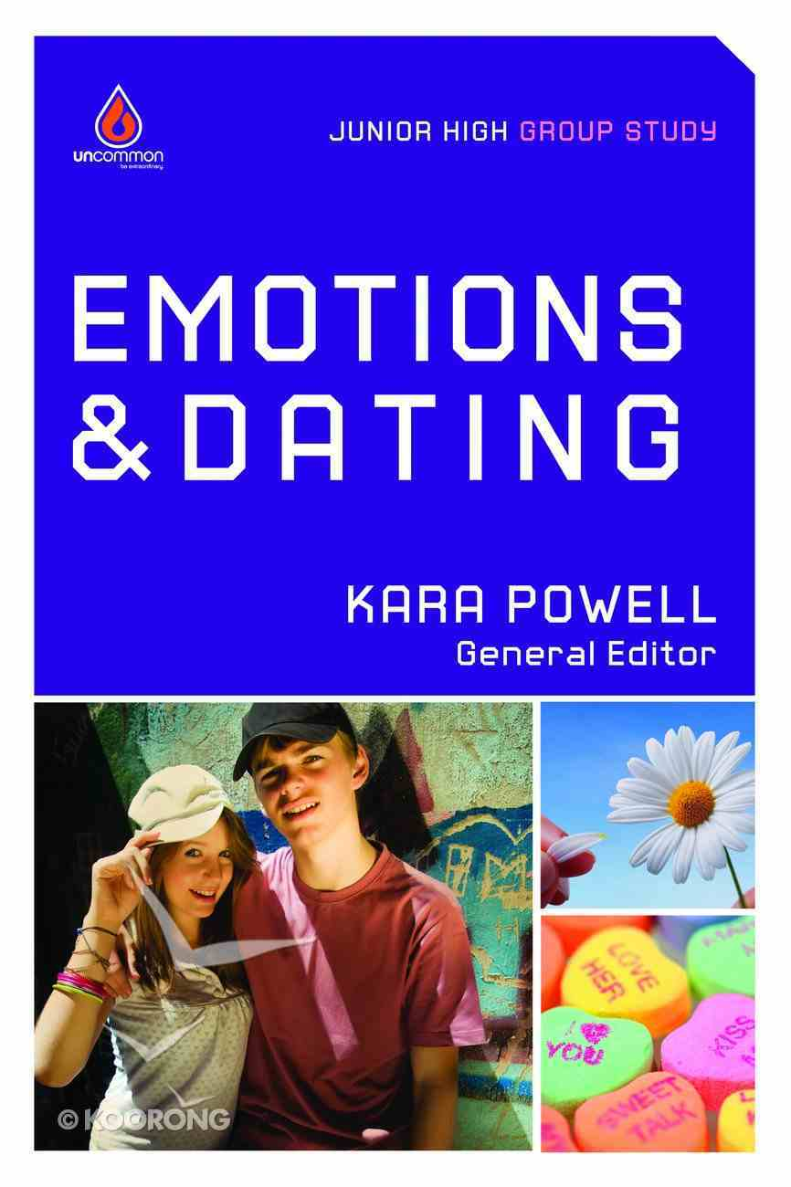 Emotions and Dating (Uncommon Youth Ministry Series) Paperback