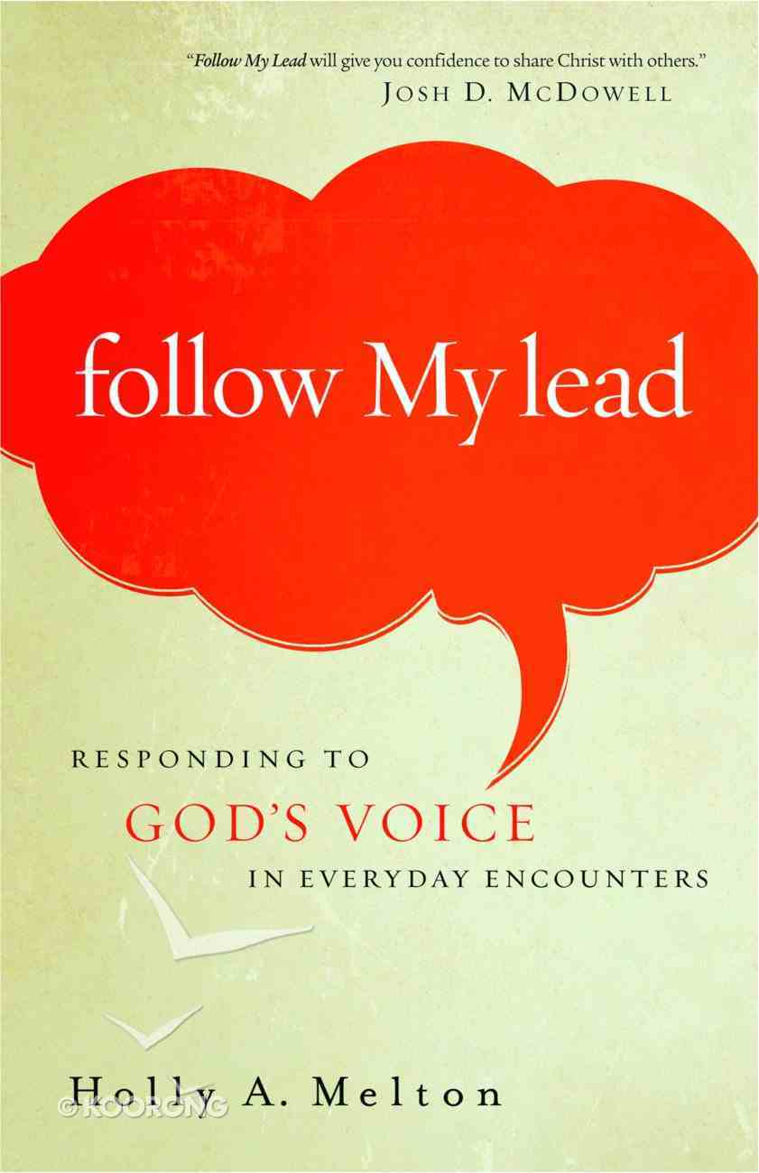 Follow My Lead Paperback