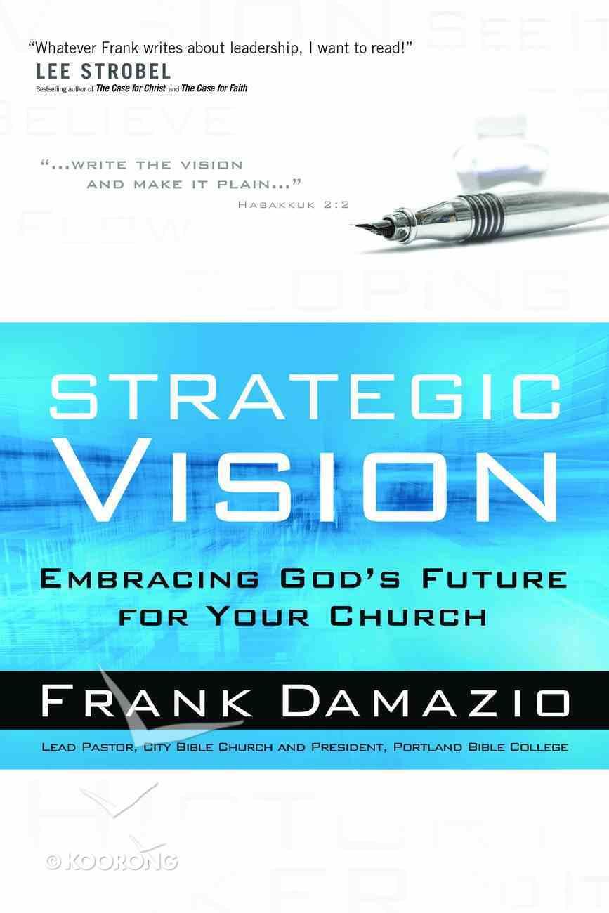 Strategic Vision Paperback