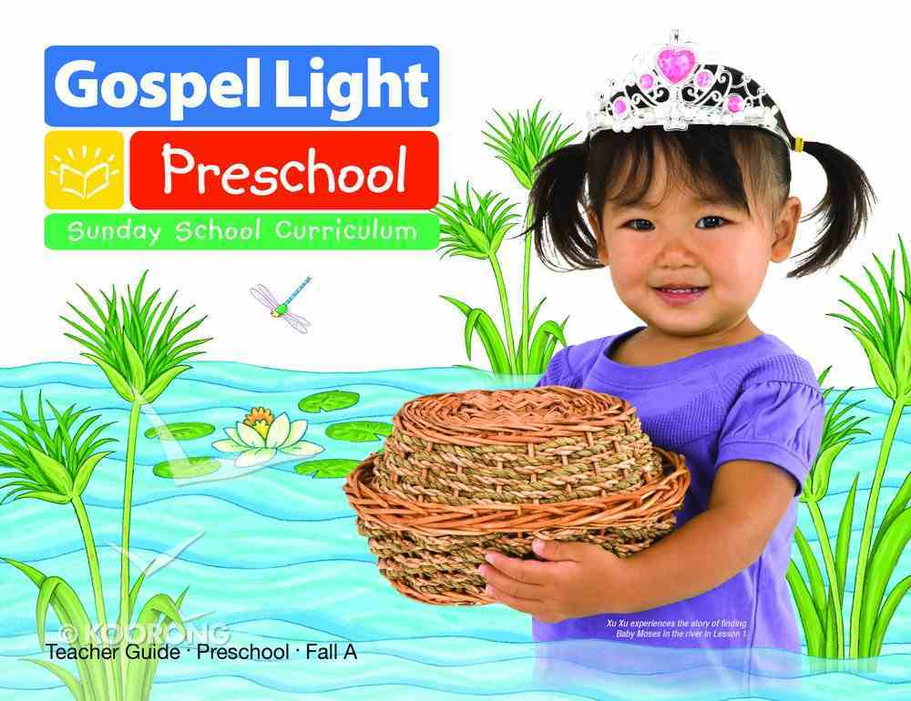 Gllw Falla 2020 Ages 2&3 Teacher Guide (Gospel Light Living Word Series) Paperback