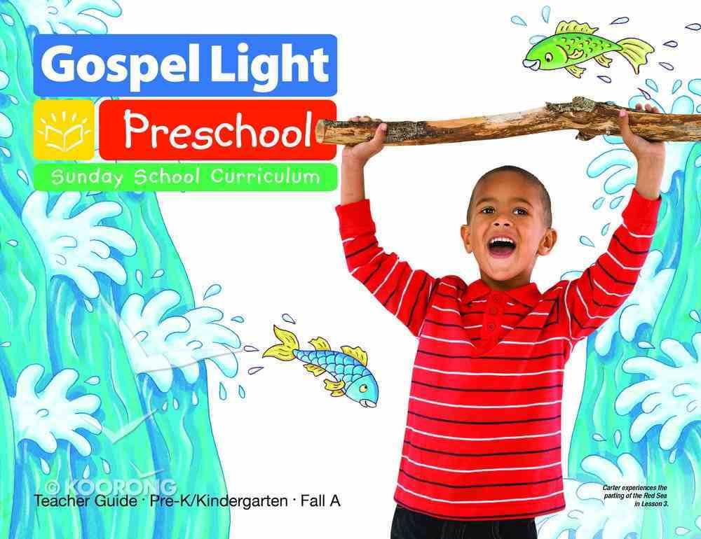 Gllw Falla 2020 Ages 4&5 Teacher Guide (Gospel Light Living Word Series) Paperback