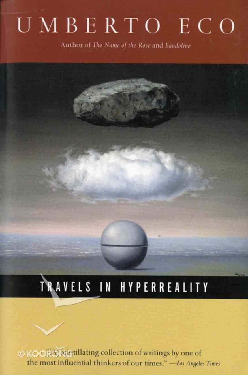 Travels in Hyper Reality: Essays Paperback