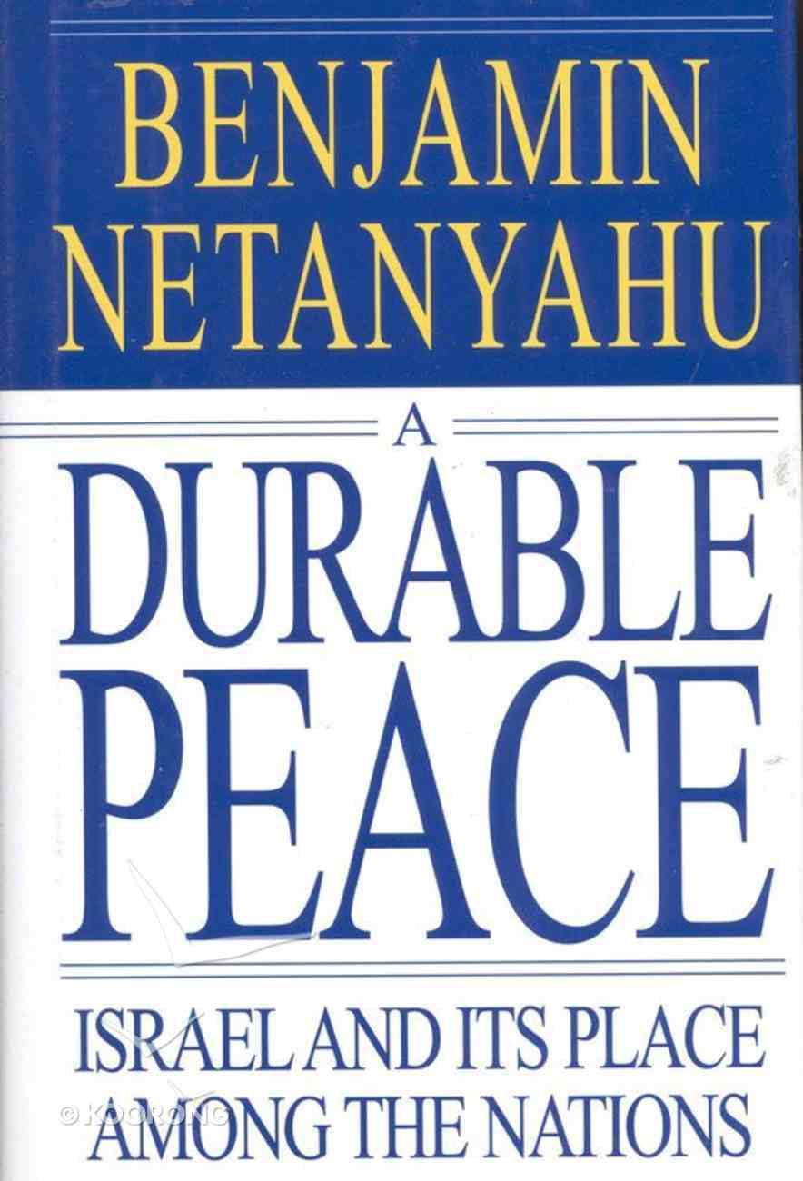 A Durable Peace Hardback