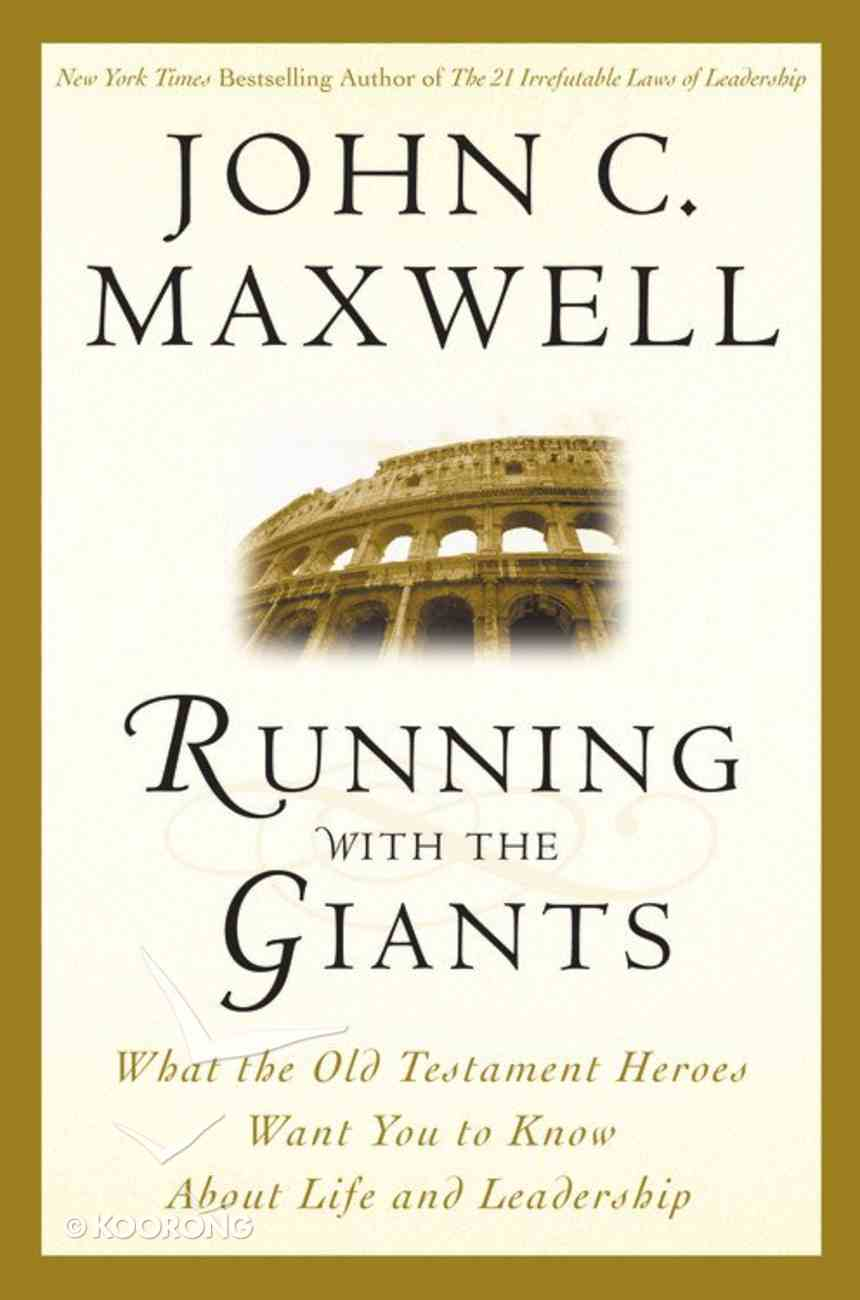 Running With the Giants Hardback