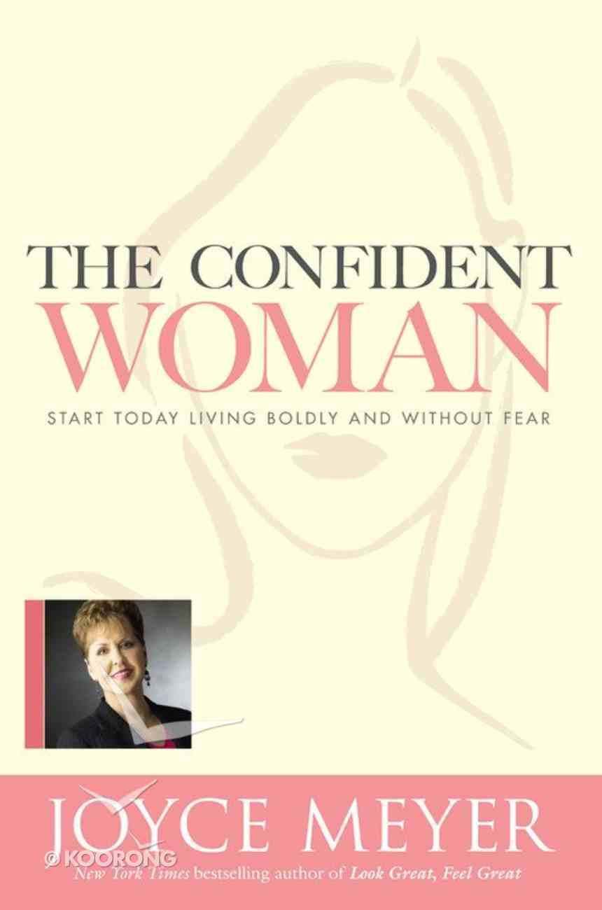 The Confident Woman Hardback