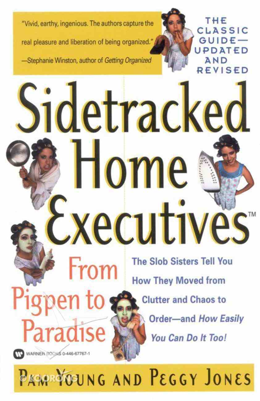 Sidetracked Home Executives Hardback