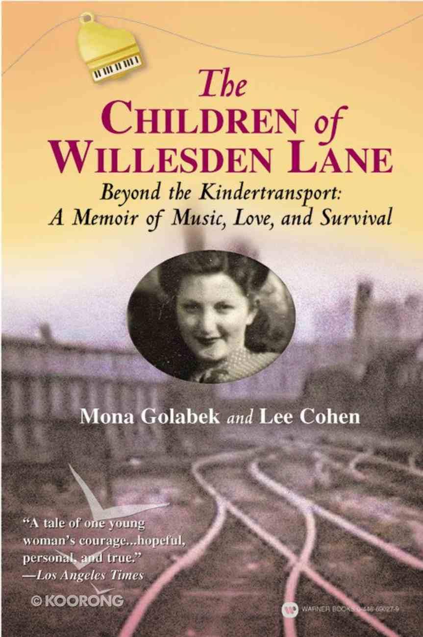 The Children of Willesden Lane Paperback