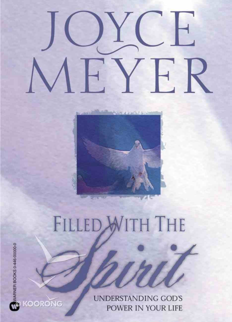 Filled With the Spirit Paperback