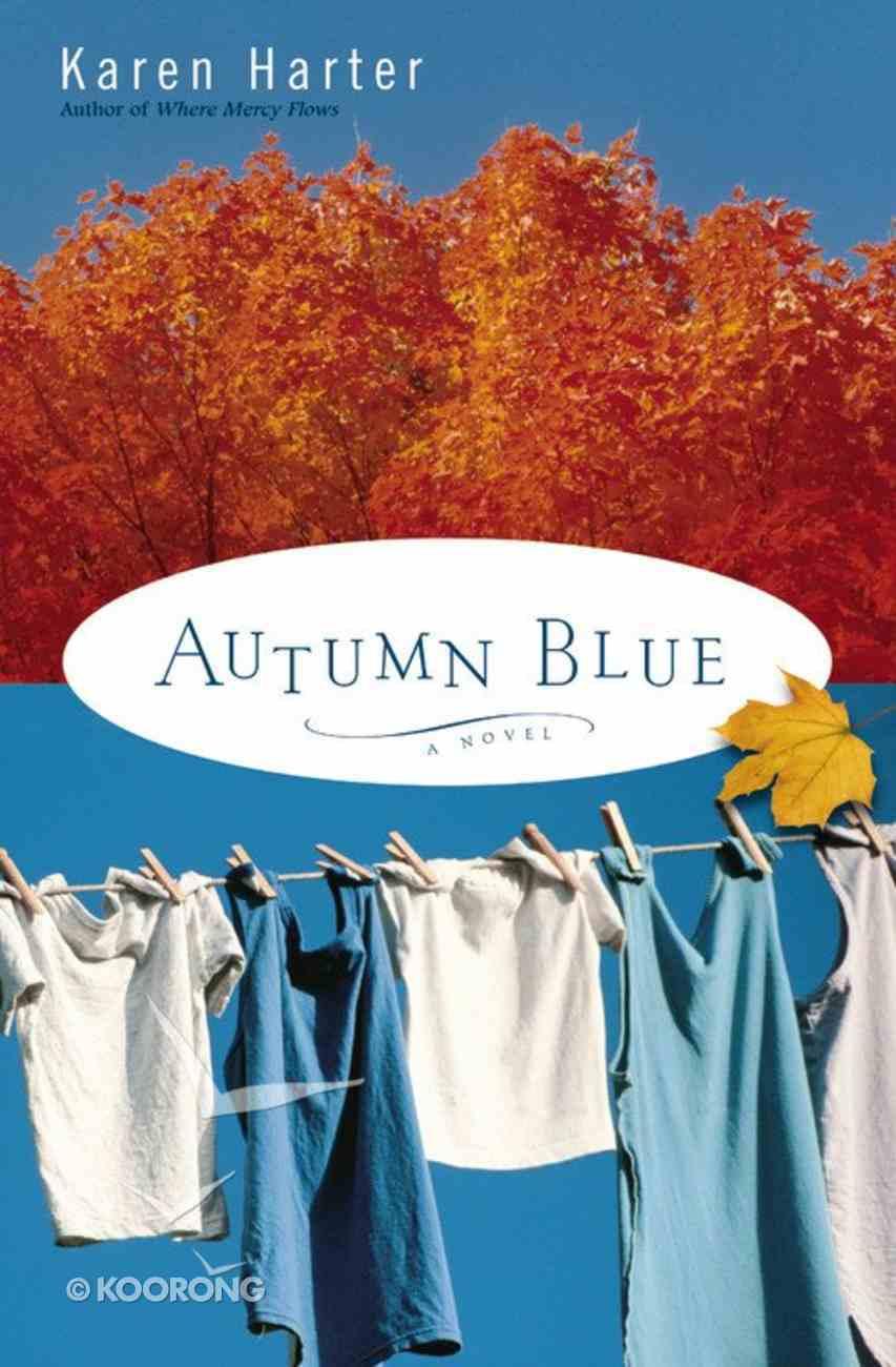 Autumn Blue Paperback