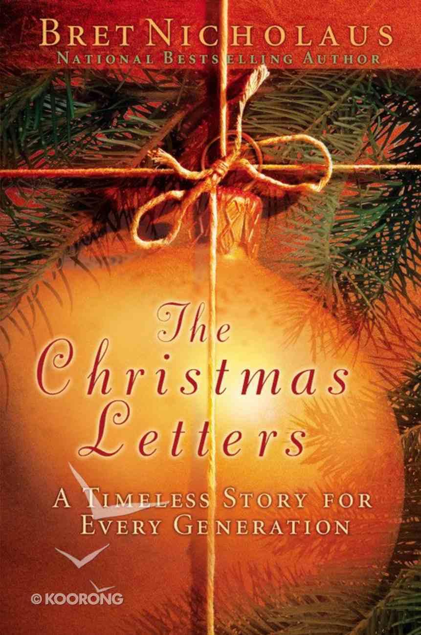 The Christmas Letters Hardback