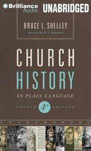 Album Image for Church History in Plain Language (Unabridged, 17 Cds) (Fourth Edition) - DISC 1