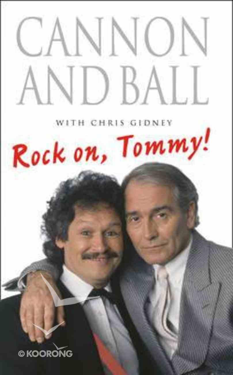 Rock On, Tommy! Paperback