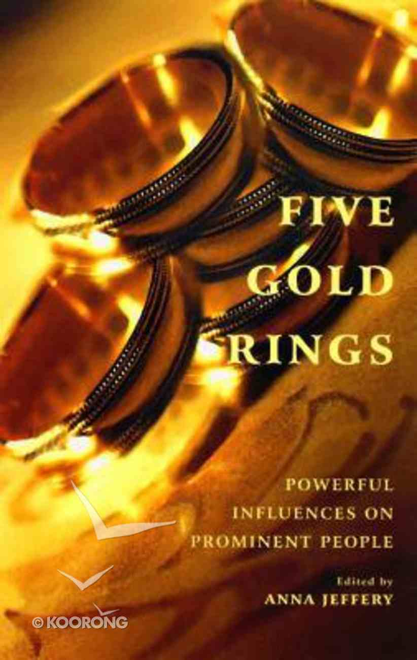 Five Gold Rings Paperback