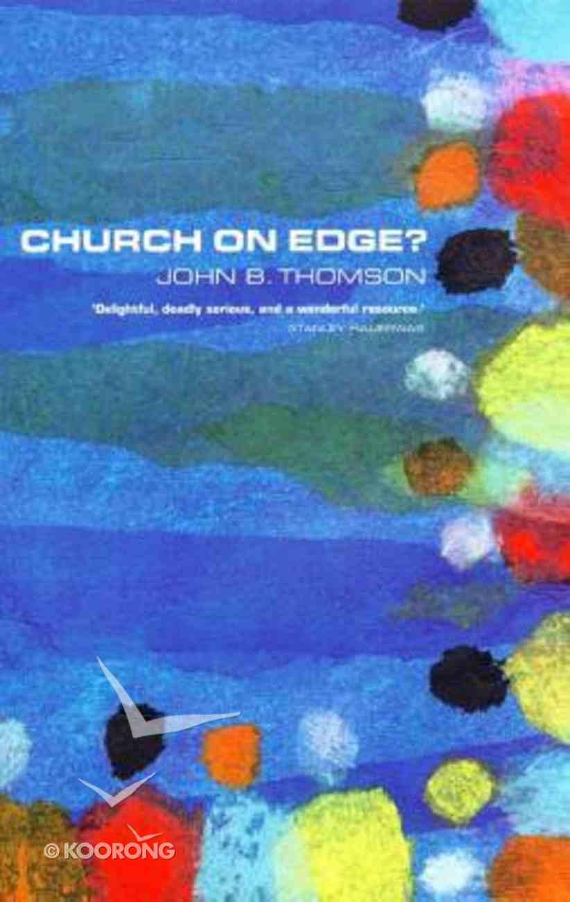 Church on Edge Paperback