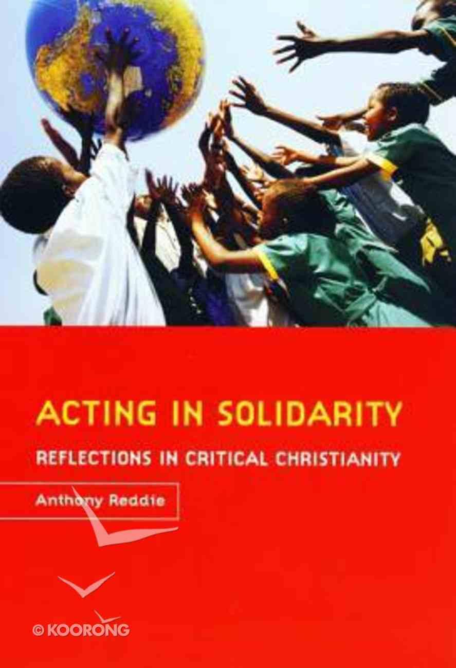 Acting in Solidarity Paperback