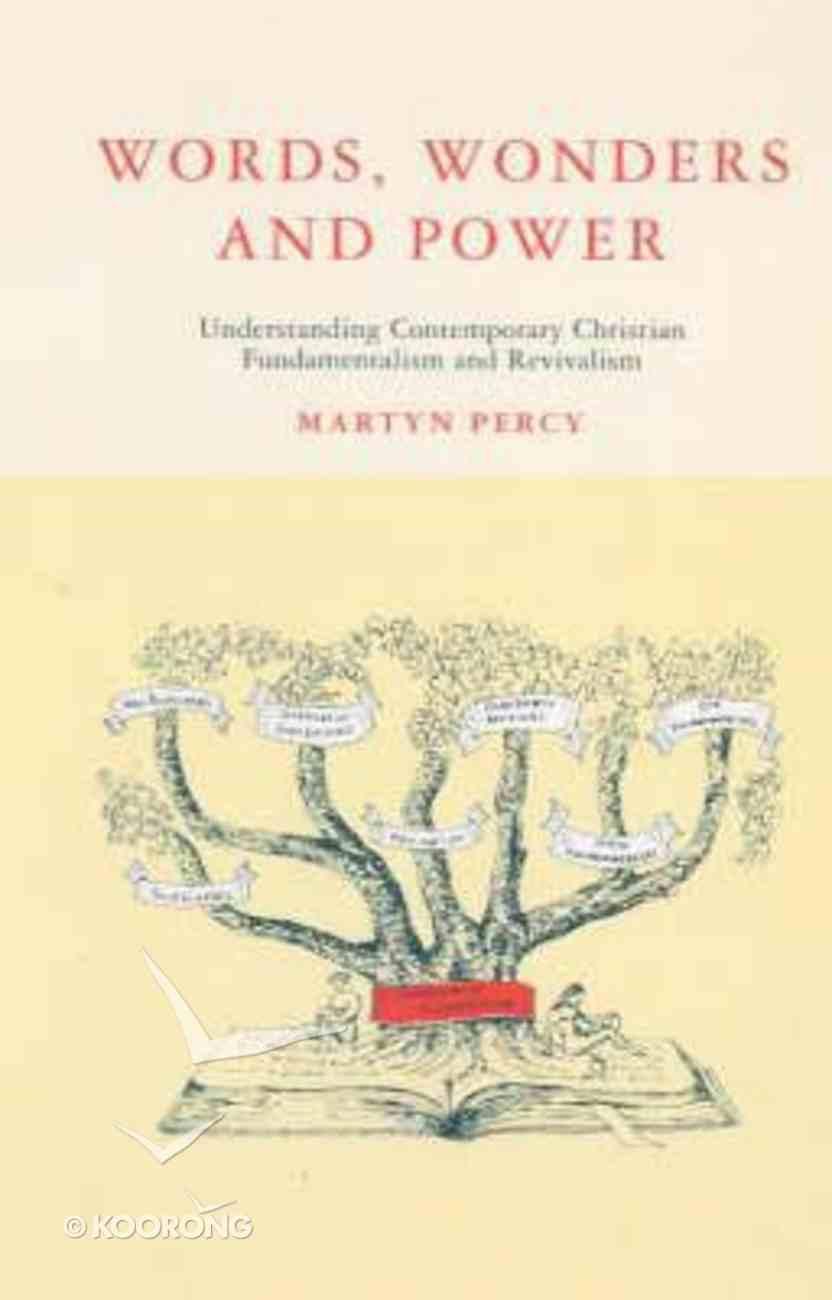 Words Wonders and Power: Understanding Paperback