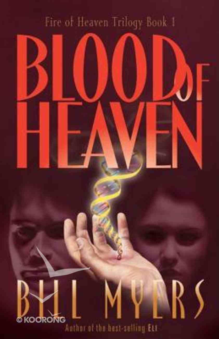 Blood of Heaven (#01 in Fire Of Heaven Series) Paperback