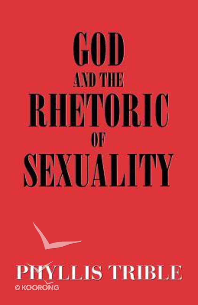 God and the Rhetoric of Sexuality Paperback