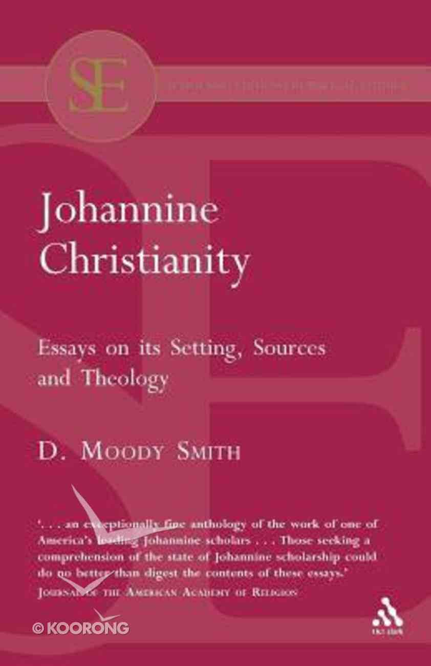 Johannine Christianity Paperback