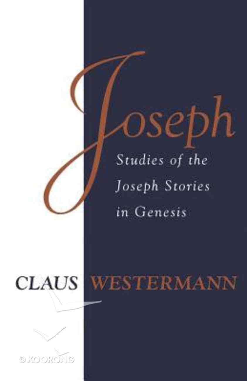 Joseph Paperback