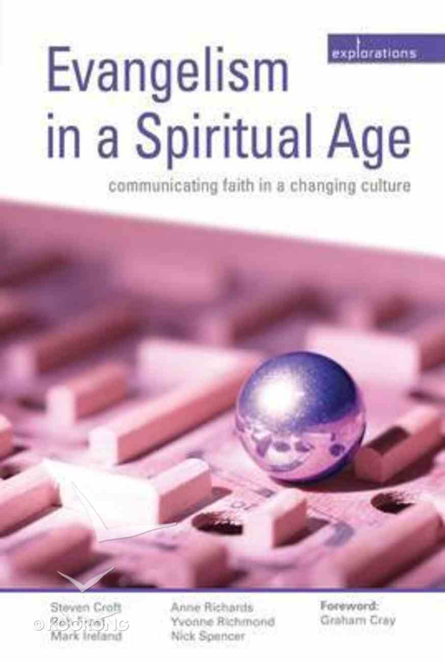 Evangelism in a Spiritual Age Paperback
