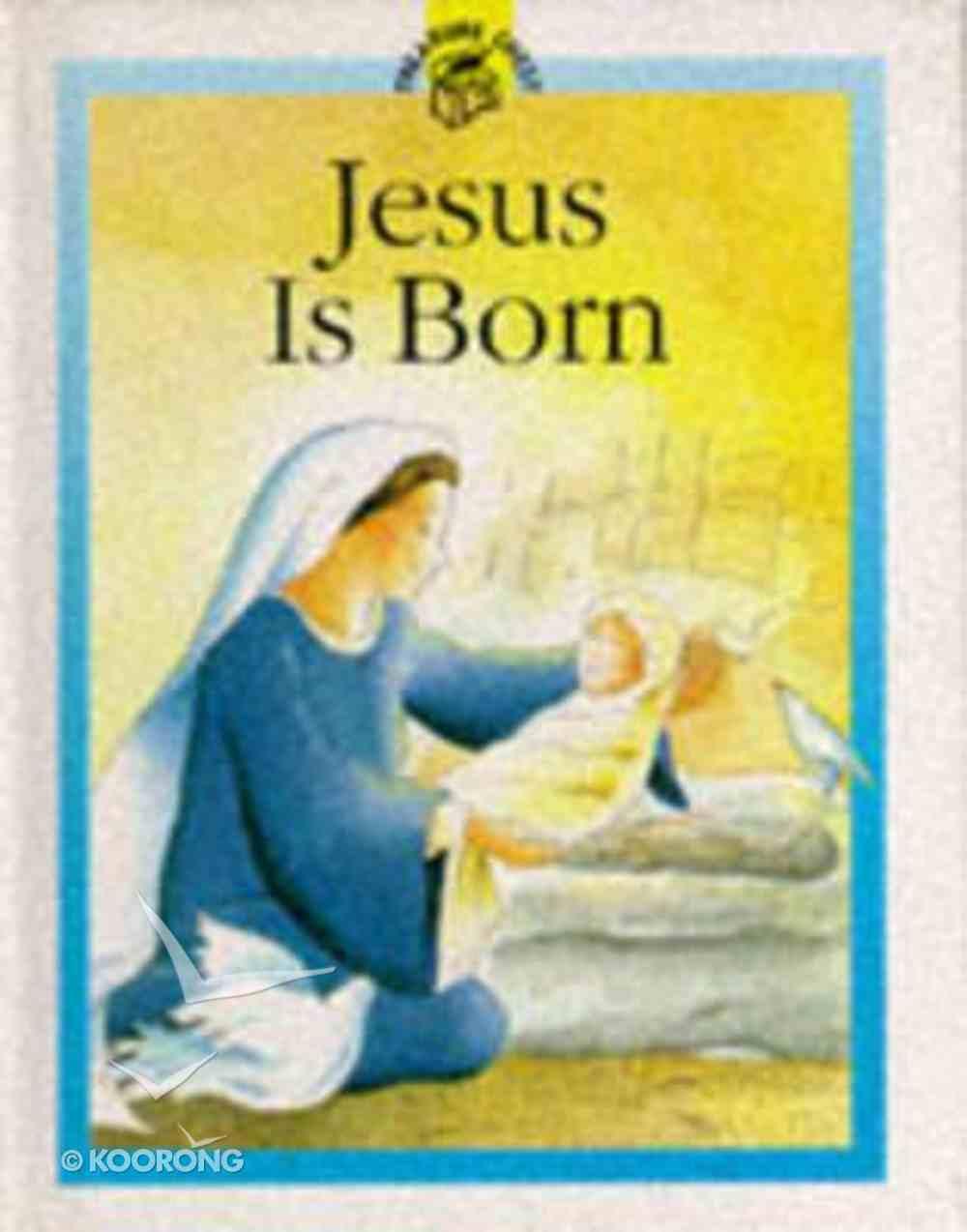 Jesus is Born (Treasure Chest Series) Hardback