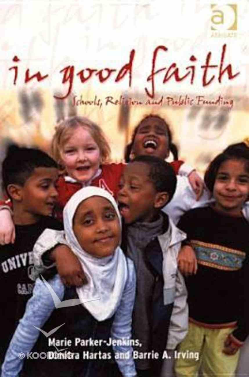 In Good Faith Paperback
