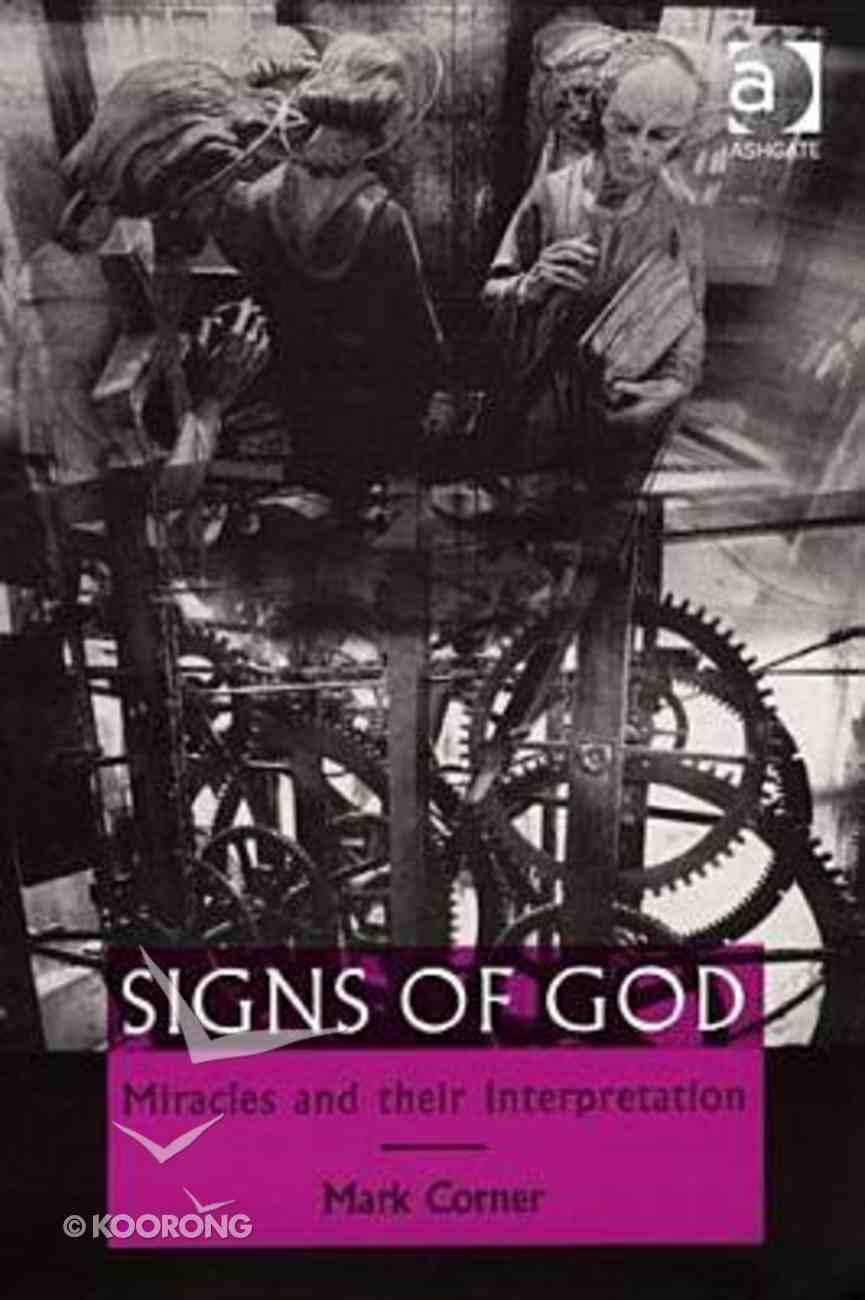 Signs of God Paperback