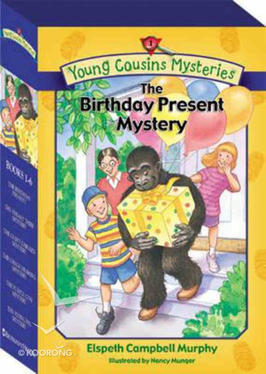 Young Cousins Mysteries (Boxed Set 1-6) Paperback