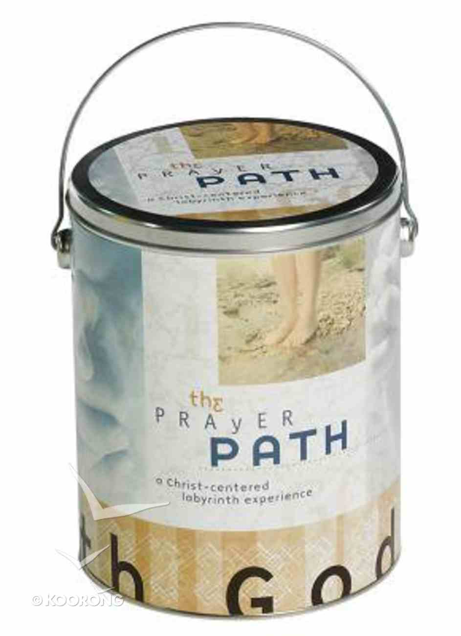 The Prayer Path: A Christ-Centred Labyrinth Experience Pack