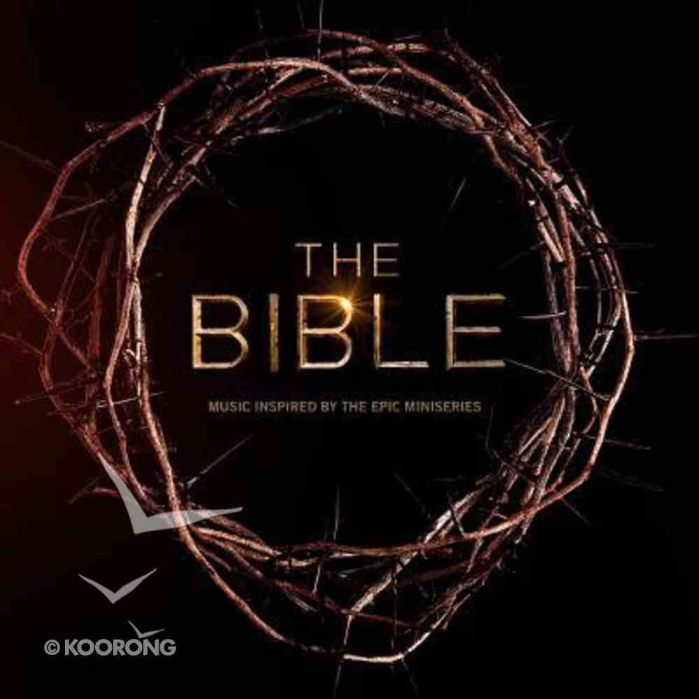 The Bible: Music Inspired By the Epic Mini Series CD