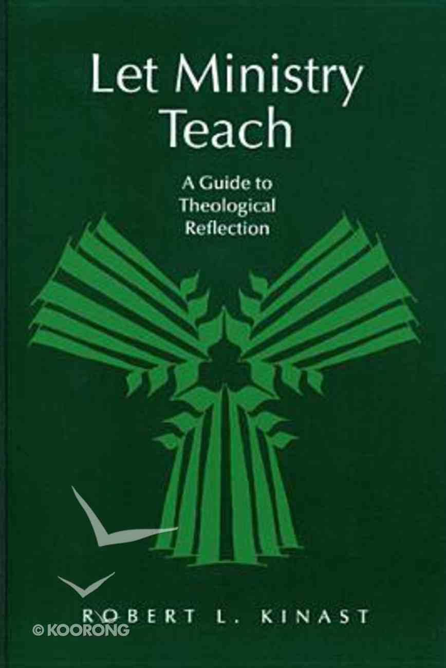 Let Ministry Teach Paperback