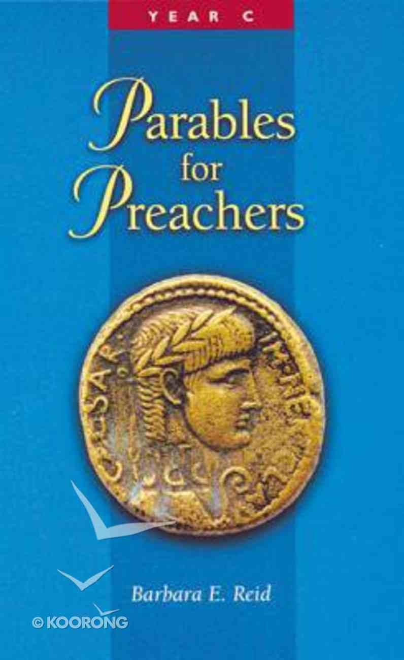 Parables For Preachers Paperback