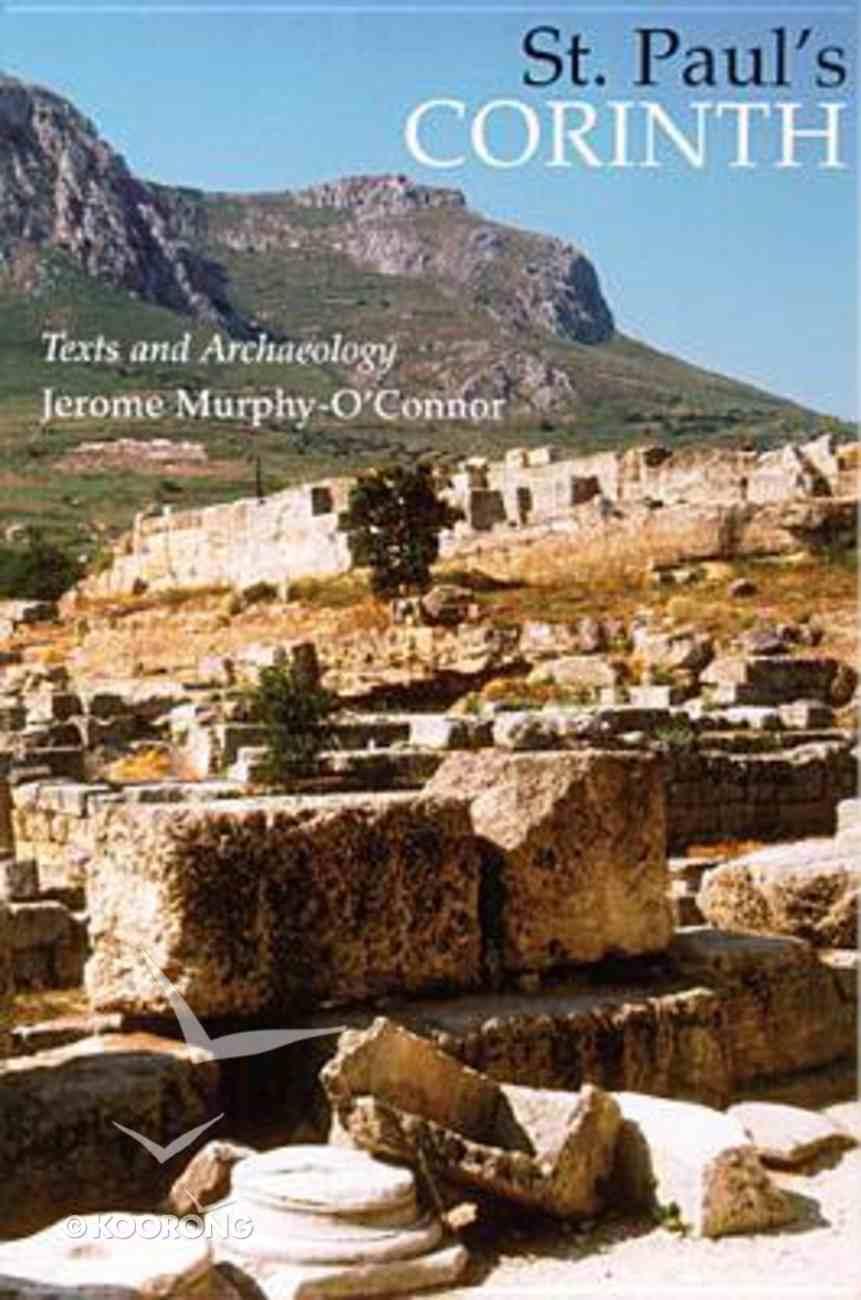 St Paul's Corinth Paperback