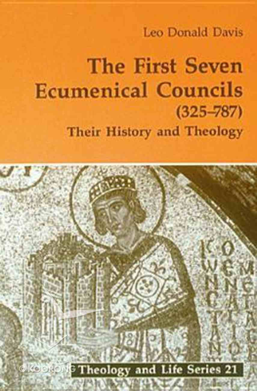 The First Seven Ecumenical Councils Paperback