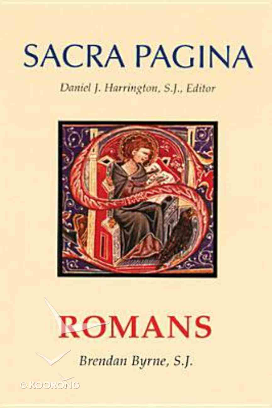 Romans (#06 in Sacra Pagina Series) Hardback