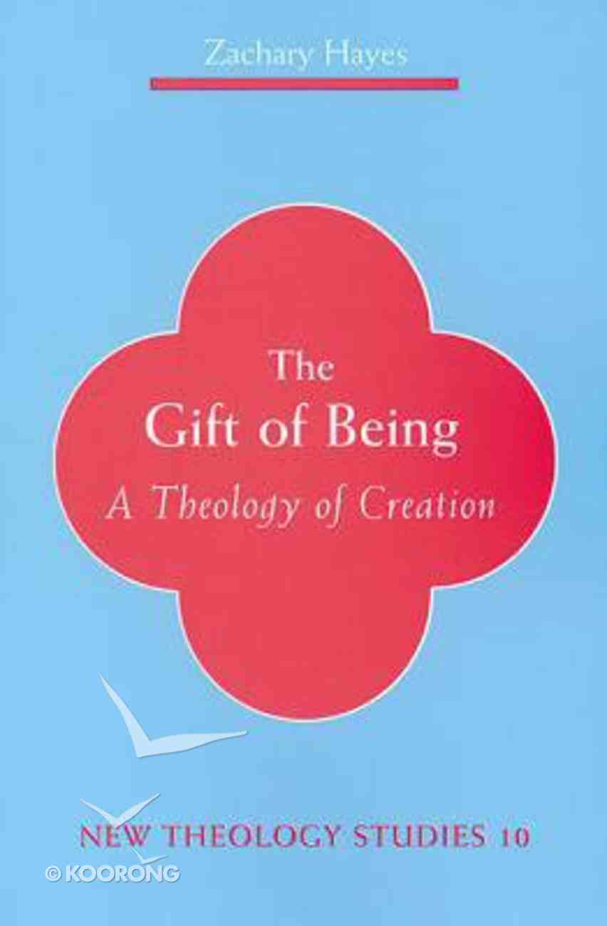 Gift of Being Paperback