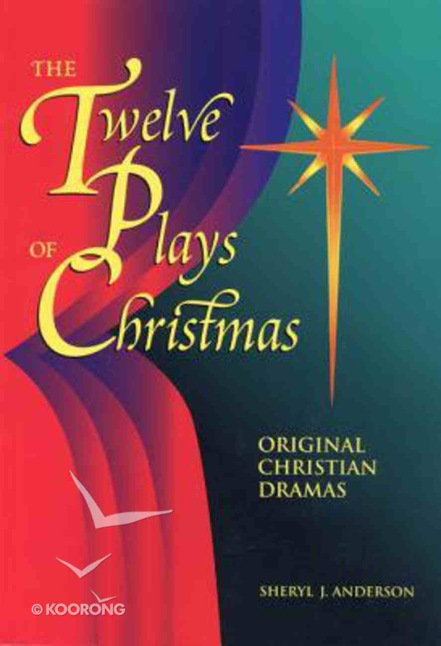 The Twelve Plays of Christmas Paperback
