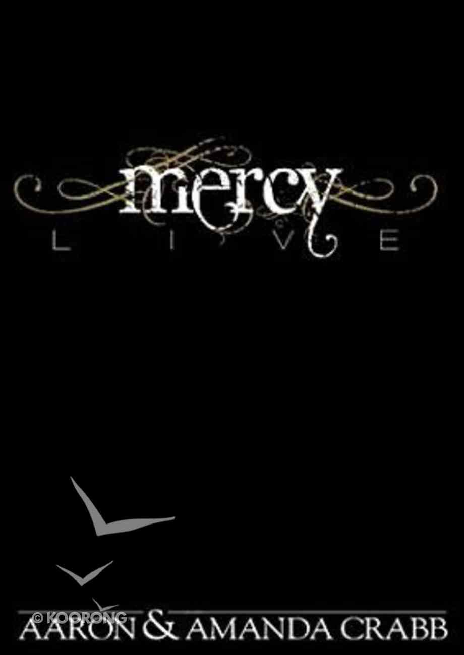 Mercy (Live) DVD