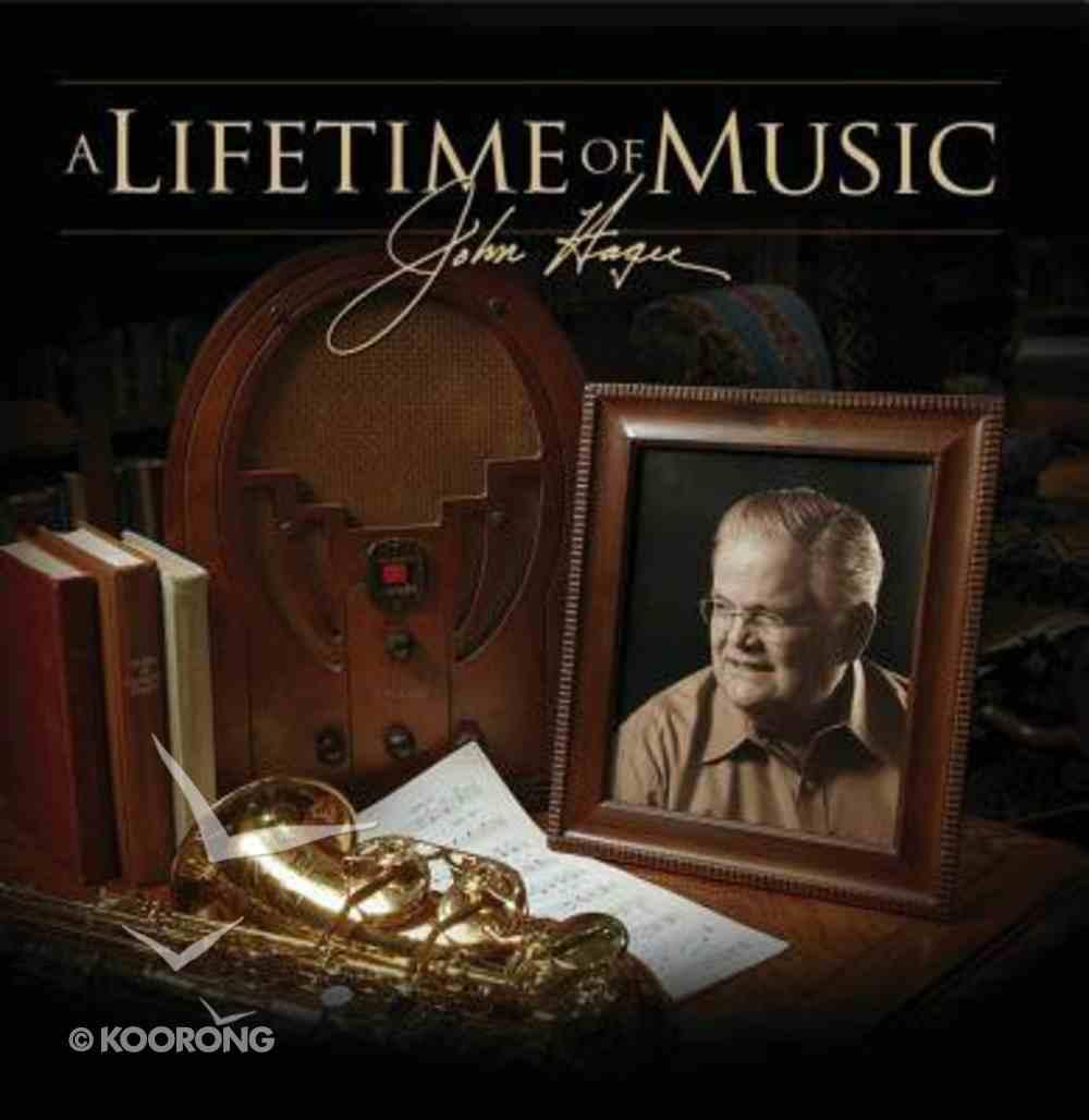 Lifetime of Music CD