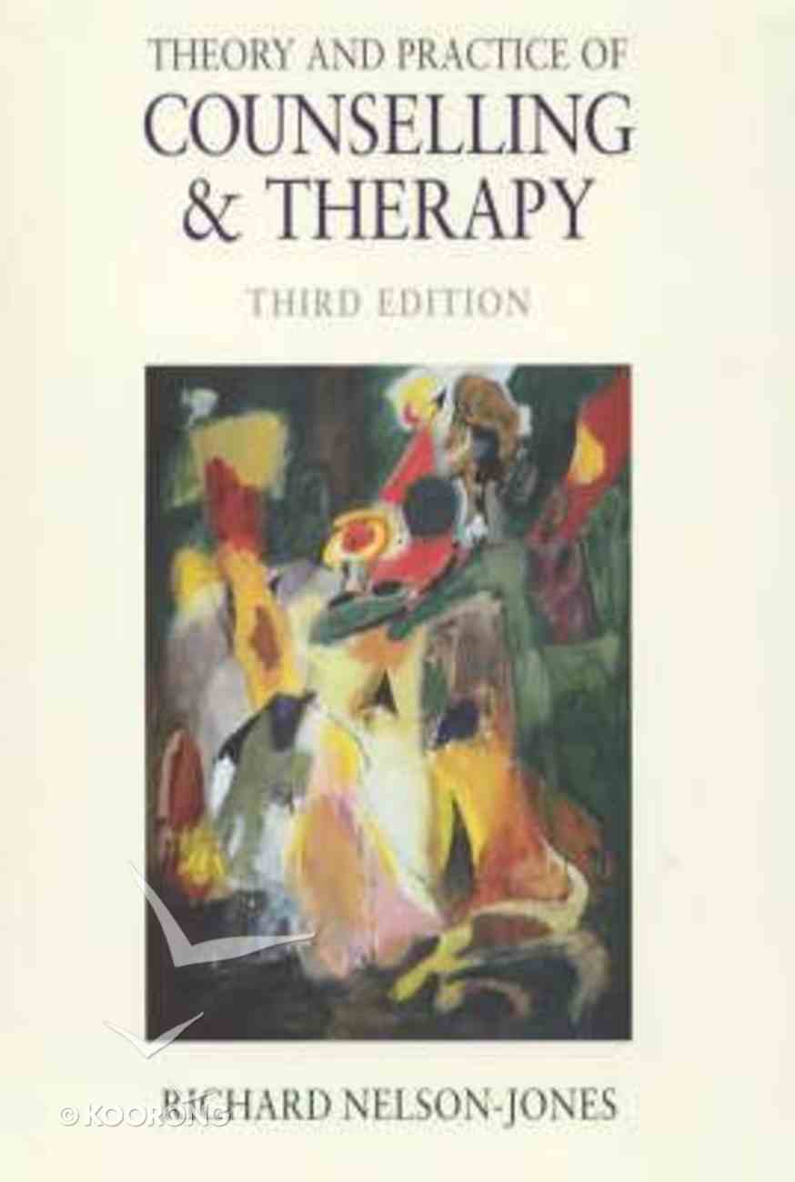 Theory and Practice of Counseling and Therapy Paperback