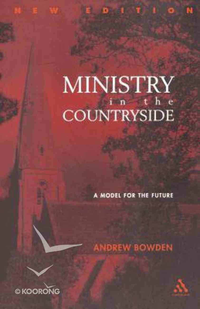 Ministry in the Countryside Paperback