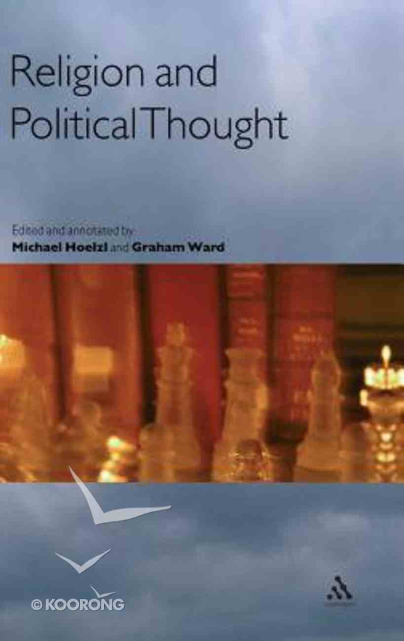 Religion and Political Thought Hardback