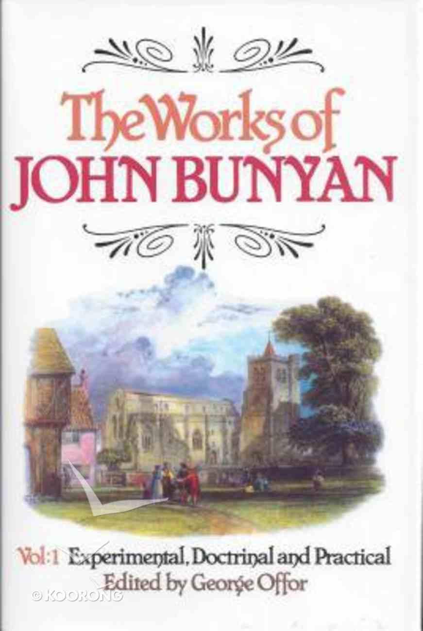 Works of John Bunyan (3 Vol Set) Pack