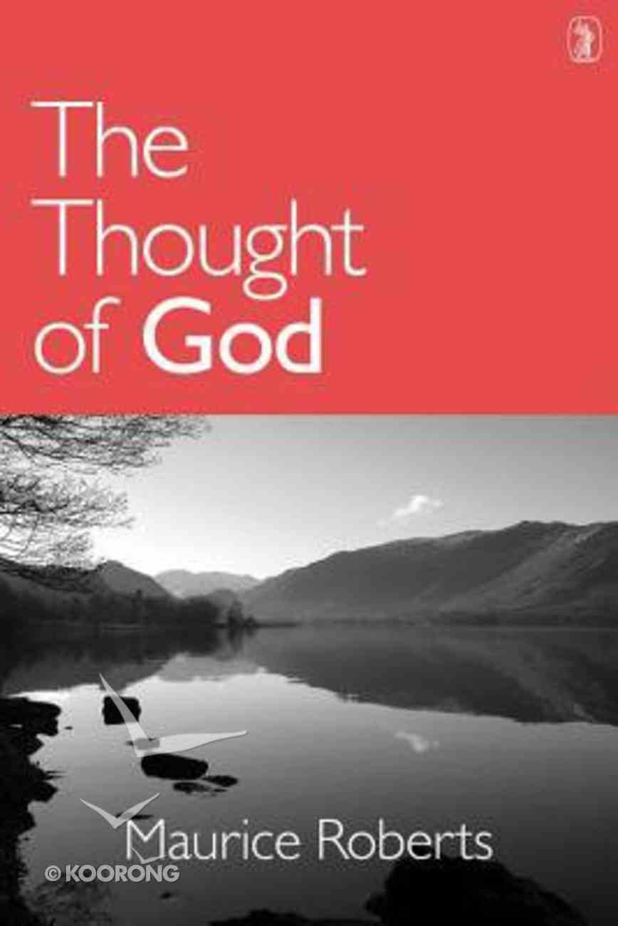 The Thought of God Paperback